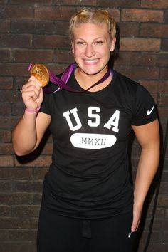 At the London Olympics, Kayla Harrison became the first American to win an Olympic gold medal in judo.