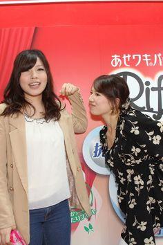 あせワキパットRiffのフィッティングイベント@KOBE collection 2013 S/Sに参加してくれたオシャレな女の子。くんくん…大丈夫?参加してくれてありがとう!  http://www.kobayashi.co.jp/brand/asewaki/