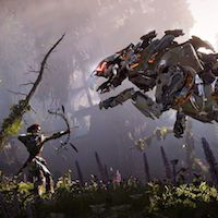 To attract more players,  Horizon Zero Dawn  adds easier 'story' mode https://link.crwd.fr/1ygy