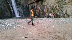 Hallan cadáver de joven se ahogó en el Salto de Jimenoa en Jarabacoa