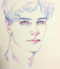 @gabriel.montm Gabriel, Charcoal, Painting, Art, Random Drawings, Art Background, Archangel Gabriel, Painting Art, Kunst