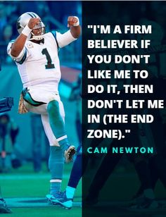 90edff541 Cam Newton s  dab  and  Sunday Giveaway  draws resistance from Titans