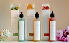 JUNEBUD Crafted Cosmetics on Behance