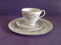 A personal favorite from my Etsy shop https://www.etsy.com/ca/listing/533703157/royal-albert-harvest-song-teacup-saucer