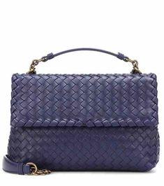 Small Olimpia leather shoulder bag | Bottega Veneta