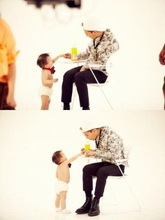 GD and baby