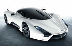 SSC Tuatara. One of my most favorite cars. Top speed of (get ready for it) 276 MPH! Sadly its only a concept car. Still, it looks EPIC, don't you think? I do