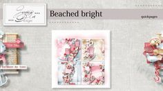 Beached bright quickpages by Jessica art-design