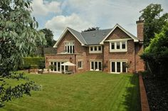 5 bedroom detached house for sale in Brookfield Road, Lymm - Rightmove Tudor House Exterior, Exterior House Colors, Exterior Design, Georgian Style Homes, Self Build Houses, Cute House, House Goals, Style At Home, Traditional House