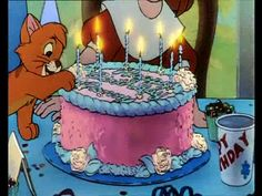 Pink Champagne Cake from Oliver and Company