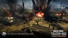 Company of Heroes 2 Master Collection Gameplay Screenshot 4