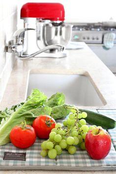 vegetable drying mat, kitchen textile, www.dishwish.co.il