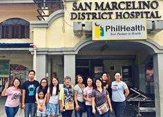 San Marcelino District Hospital Gift Giving Activity 2017