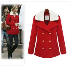 womens black wool winter coat - Google Search | Clothes ...