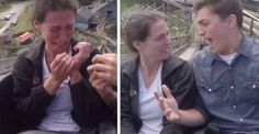 What This Guy Did To His Girlfriend During A Rollercoaster Ride Is Truely Unforgettable