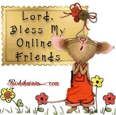 Blessing..thank you to all my pinner-friends..for pinning and keeping  me busy ..xoxoxo, Namaste.
