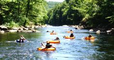 This Lazy River In Ontario Is The Coolest Place For Tubing featured image -Grand River Summer Travel, Time Travel, Places To Travel, Places To See, Travel Destinations, Gros Morne, Quebec Montreal, Ontario Parks, Ontario Travel