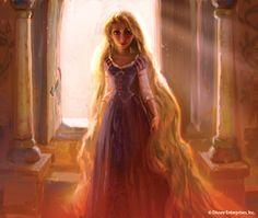Rapunzel #disney