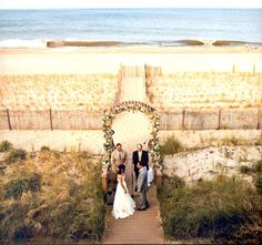 Nearby Bethany Beach, Delaware, the Addy Sea hosts weddings that include rental of the entire house and all 13 rooms for the day of your wedding (which are typically held on Saturday's) for $4,800. Friday night is offered at a special rate of $150 plus tax for your guests so they can choose to make a long weekend of the event.    This ensures that there are only wedding party guests, and allows you to provide a nights stay for your guests, hosting 60 to 125 guests for the ceremony and…