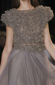 Elie Saab Fall 2010 Couture Details