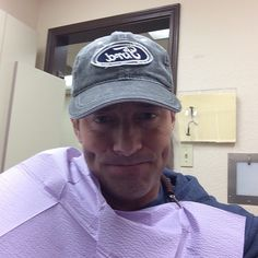 Those dimples 😘  Back at the dentist come on teeth work with me