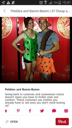 Pebbles and Bambam