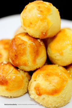 Kue Nastar - These traditional Indonesian cookies with sweet pineapple filling are typically made during holidays.