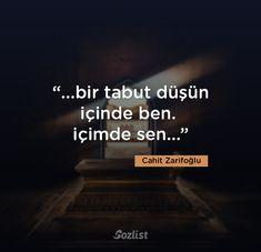 #cahit #zarifoğlu #sözleri