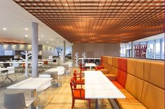 ZENBER interieur I architectuur BNI (Project) - Thales Shared Facility Centre - PhotoID #322091 - architectenweb.nl