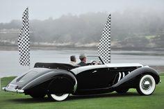1939 Delage D8 120 Saoutchik Cabriolet