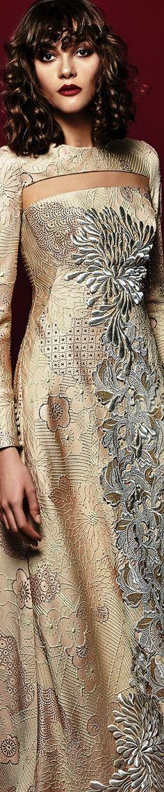 YolanCris Couture Spring-Summer 2018