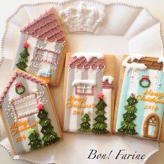 House Cookie // Bon! Farine