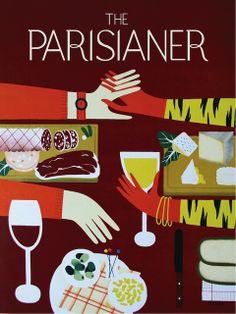 The Parisianer / Le Bonbon @Benjamin Gouillon