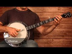 "Johnny Cash ""Hurt"" Banjo Lesson (With Tab) - YouTube"