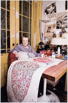 Louise Bourgeois at