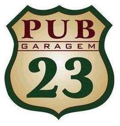 Pub Garagem 23 - Bar de cervejas especiais localizado em Ivoti/Rio Grande do Sul.