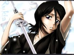 Bleach Wallpaper Rukia