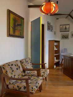 Duplex Apartment Renovation In Paris By VMCF Atelier. Simple House Interior  DesignInterior ...