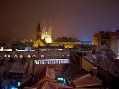 Zagreb, Croatia by Ivica Beljan on 500px