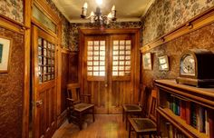 The Dusty Victorian: Old Montreal House - The Meaning of Atmosphere