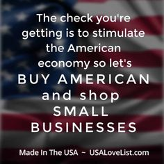 A Made in USA shopping and style site- celebrating the very best of American Made products.