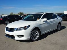 2015 Honda Accord Sedan EX 4dr Car