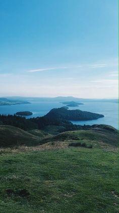 Loch Lomond, Apple Wallpaper, Scottish Highlands, Natural Healing, Beautiful World, Adventure Travel, Climbing, Scotland, Scenery