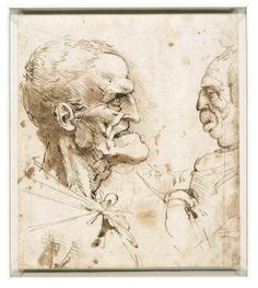 Leonardo Da Vinci Sketches |