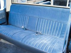 How to Make Truck Bench Seat Covers