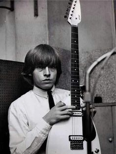 Brian Jones - Guitar/Harmonica/Vocals (The Rolling Stones).  The bands main founder.