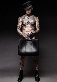 "EDITORIAL: Stephen James | Hedonist's ""Disrobed"" 