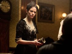 Eva Green as Vanessa Ives in Penny Dreadful.