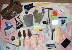 What's in an Archaeologist's Bag?