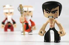 MAD creates Bruce Lee's Temple of Kung Fu